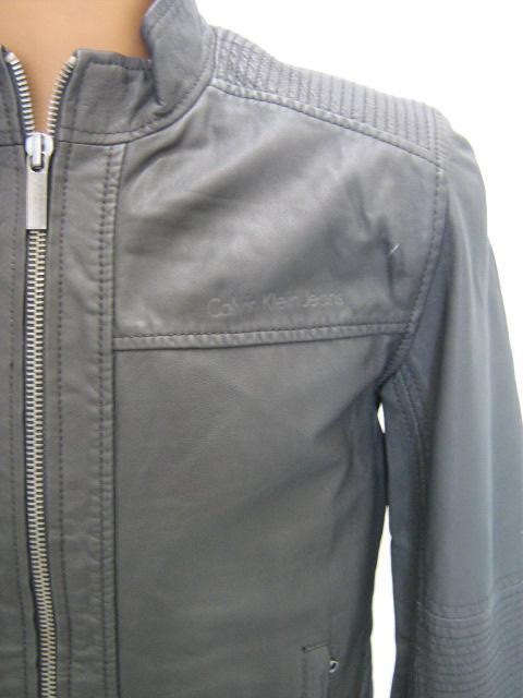 2b0c958fcc Pelle Calvin Klein Fasdws Giubbotto Uomo Abbigliamento 991 Colore ...